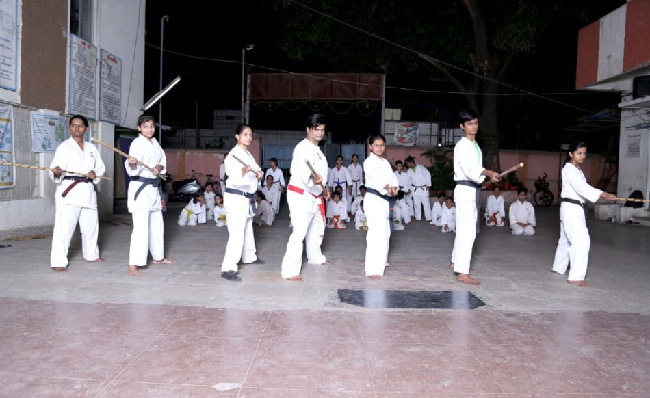 Alkarjun School of Martial Arts