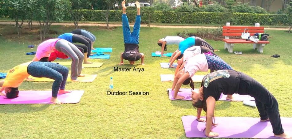 Arya Power Yoga Academy