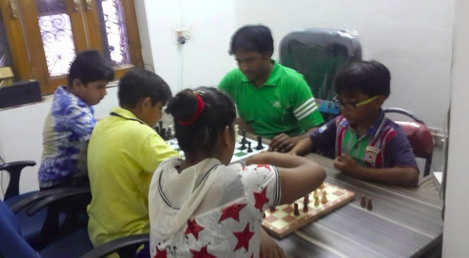Brain Storm Chess Academy