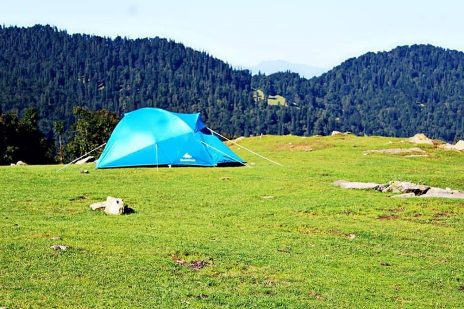 Camping in Chalal