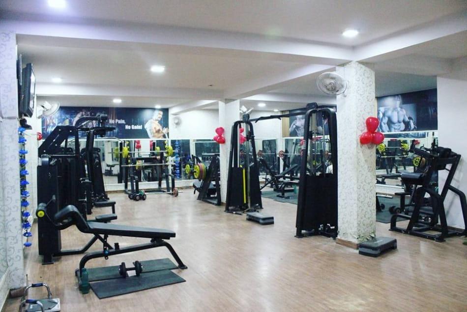 Lean Wolf Gym