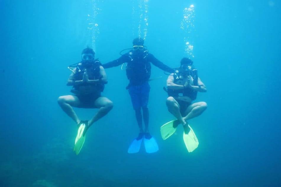 Scuba Diving at Netrani Islands