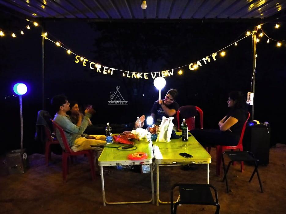Secret Lake Camp