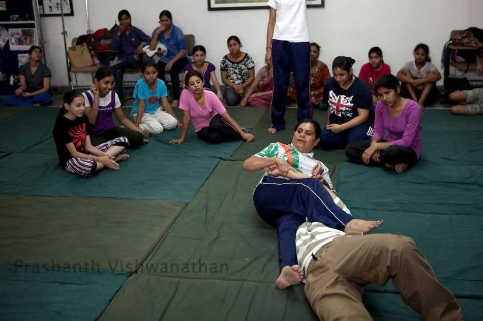 Young India Martial Arts